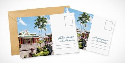 גלויות וכרטיסי ברכה